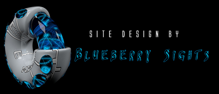 Blueberry Sights 3D Animation